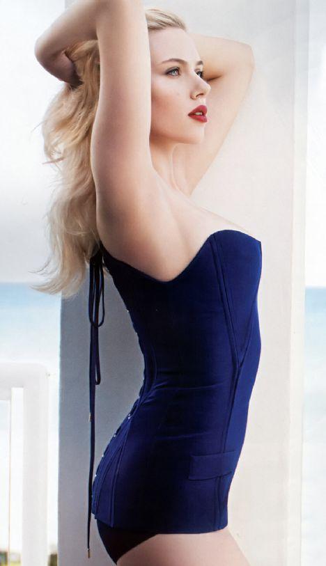 """Scarlett Johansson """"Dudakları yüzüne yakışmıyor"""""""